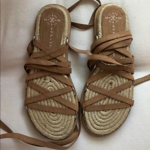 Strap Free People Sandals